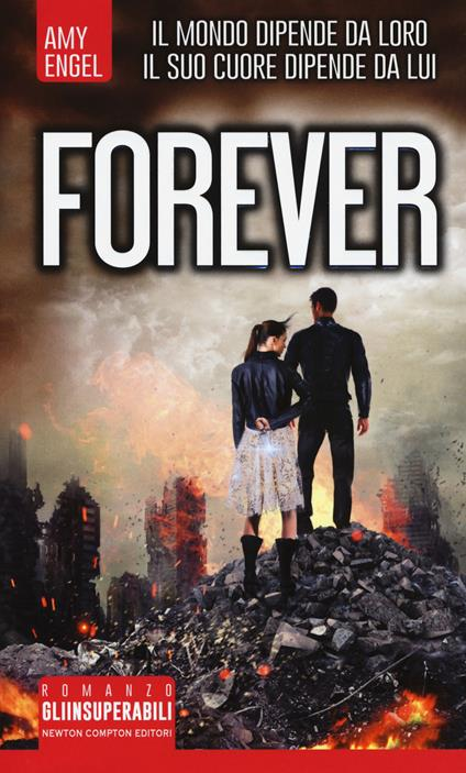 Forever. The Ivy series - Amy Engel - copertina