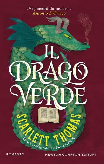 Il drago verde - Beatrice Messineo,Scarlett Thomas - ebook