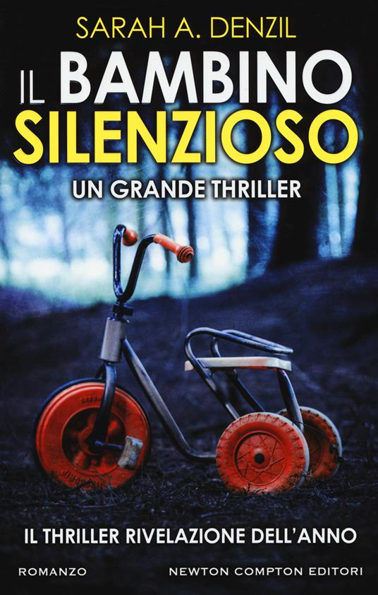 Il bambino silenzioso - Sarah A. Denzil - copertina