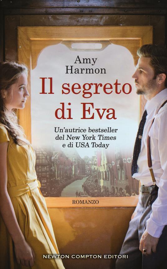 Il segreto di Eva - Amy Harmon - copertina