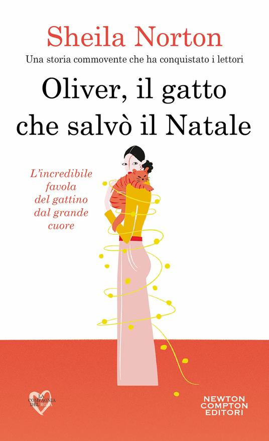 Oliver, il gatto che salvò il Natale - Sheila Norton,Simone Vacatello - ebook