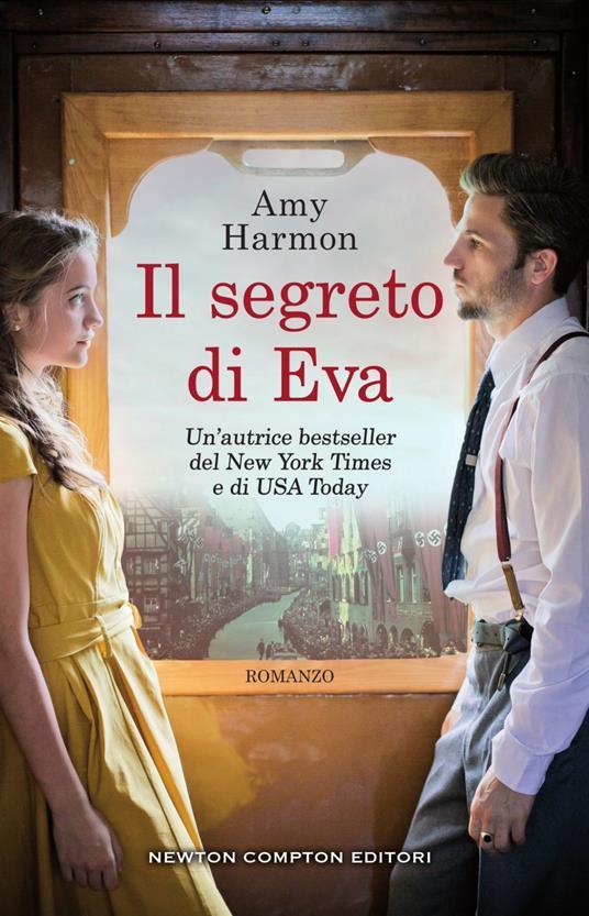 Il segreto di Eva - Amy Harmon,Marialuisa Amodio - ebook