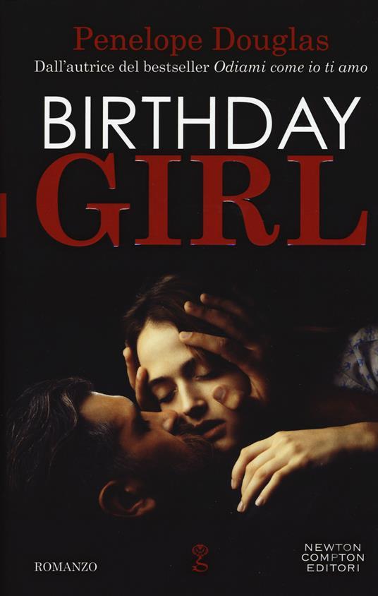 Birthday girl - Penelope Douglas - copertina