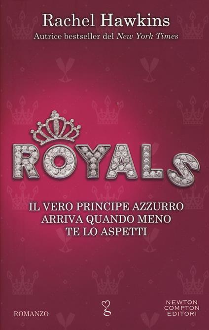 Royals - Rachel Hawkins - copertina