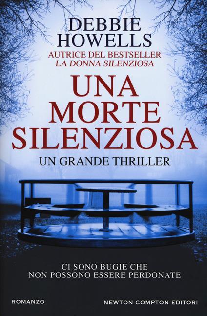 Una morte silenziosa - Debbie Howells - copertina