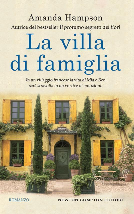 La villa di famiglia - Amanda Hampson,Anna Ricci - ebook