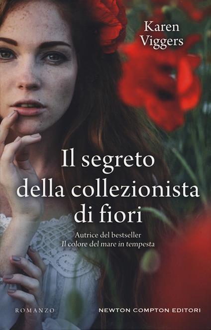 Il segreto della collezionista di fiori - Karen Viggers - copertina