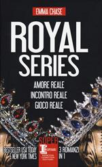 Royal series: Amore reale-Incontro reale-Gioco reale