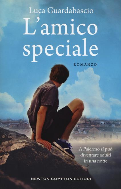L' amico speciale - Luca Guardabascio - copertina