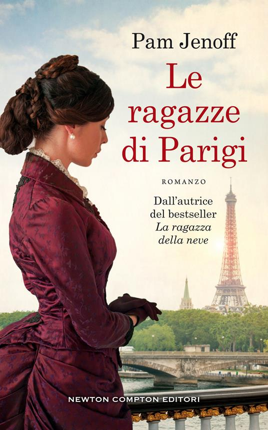 Le ragazze di Parigi - Pam Jenoff - copertina