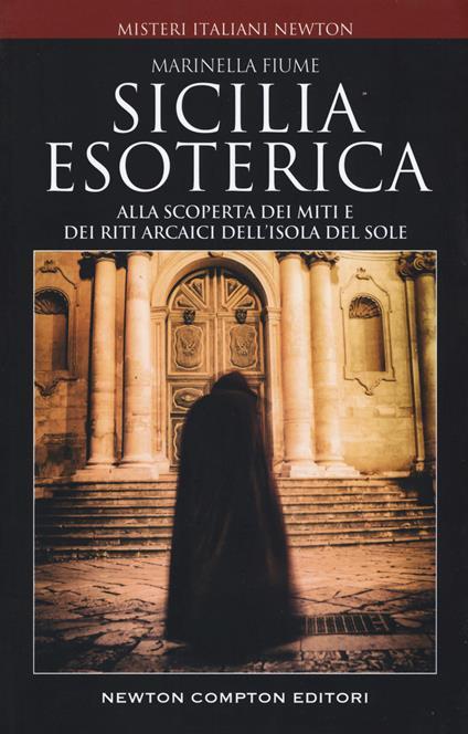 Sicilia esoterica - Marinella Fiume - copertina