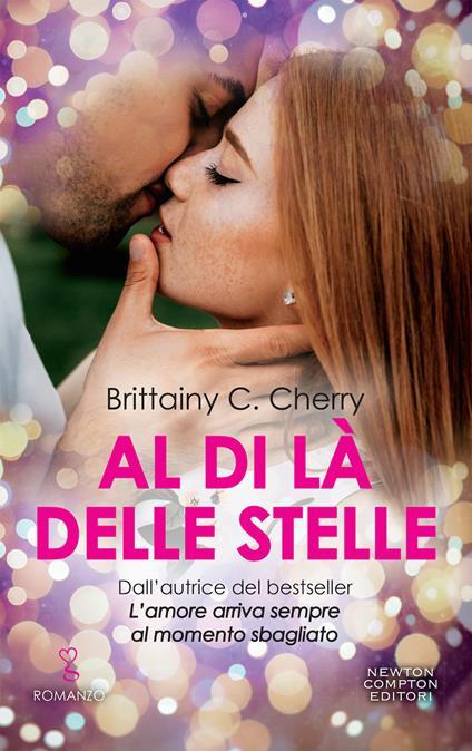 Al di là delle stelle - Brittainy C. Cherry - copertina