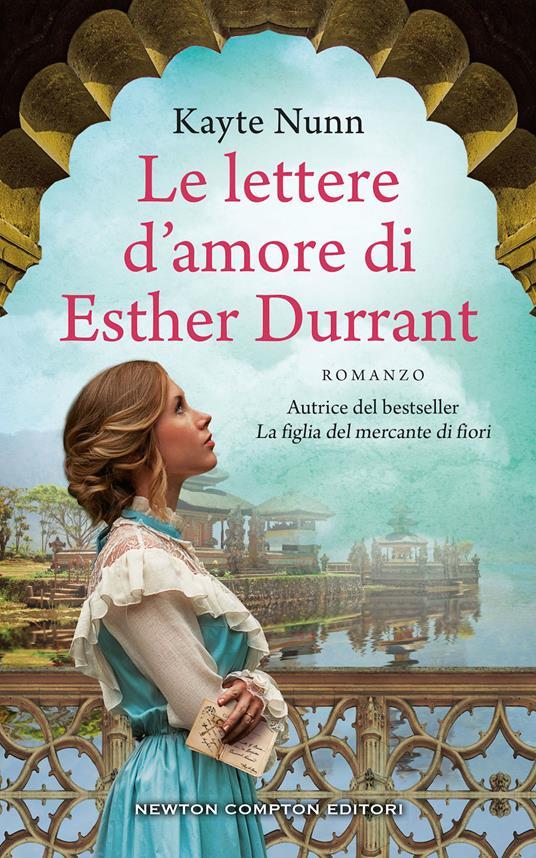 Le lettere d'amore di Esther Durrant - Kayte Nunn - copertina