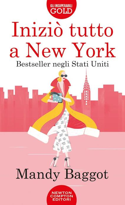 Iniziò tutto a New York - Mandy Baggot - copertina