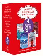 I love Christmas: Cuori spezzati e torte di Natale-Natale sotto le stelle-La promessa di Natale-Il gatto che scoprì il Natale
