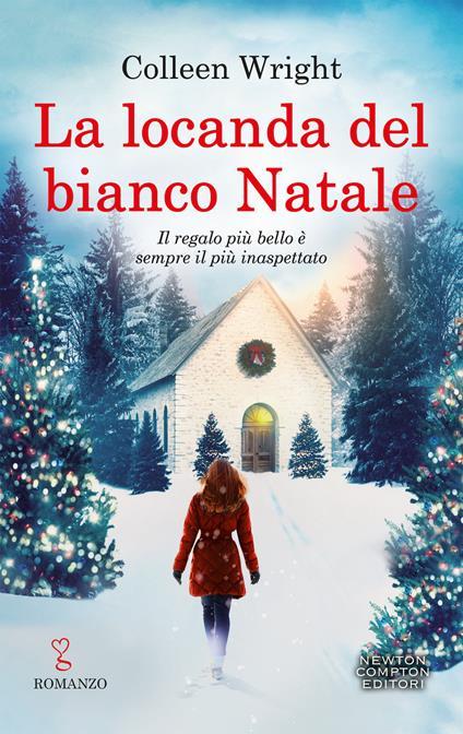 La locanda del bianco Natale - Coleen Wright - copertina