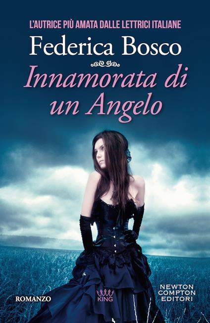Innamorata di un angelo - Federica Bosco - copertina