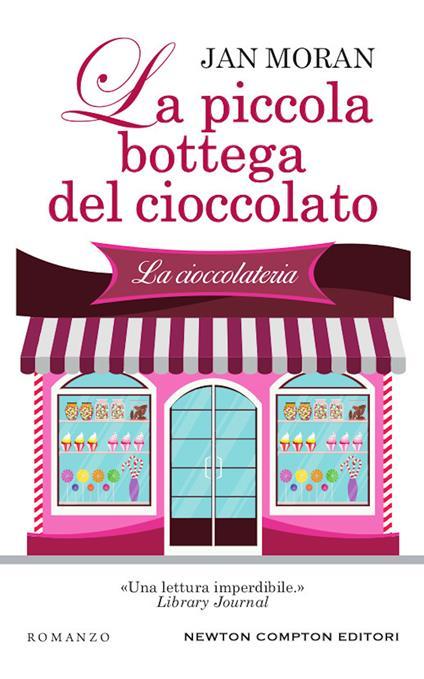La piccola bottega del cioccolato - Jan Moran - copertina