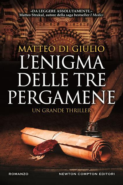 L'enigma delle tre pergamene - Matteo Di Giulio - ebook