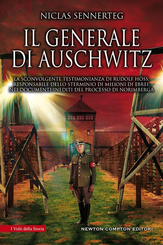 Il generale di Auschwitz - Niclas Sennerteg - copertina