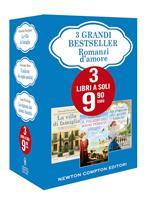 3 grandi bestseller. Romanzi d'amore: La villa di famiglia-Il palazzo dei sogni perduti-La ragazza dai guanti bianchi