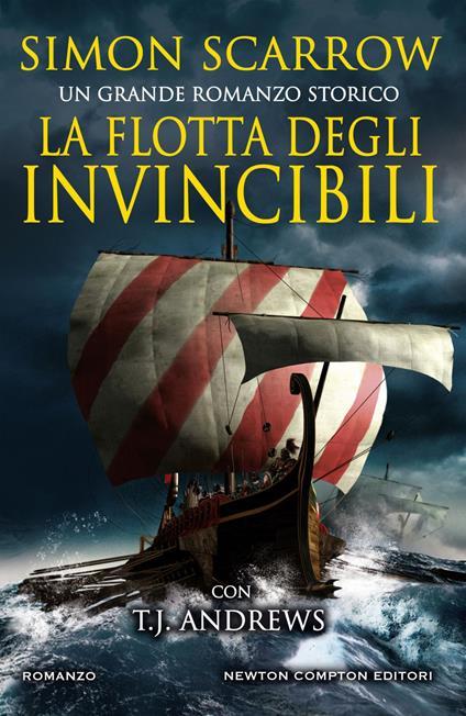 La flotta degli invincibili - Micol Cerato,T. J. Andrews,Simon Scarrow - ebook
