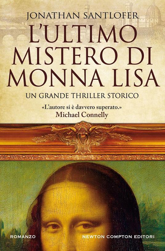L' ultimo mistero di Monna Lisa - Jonathan Santlofer,Vittorio Ambrosio - ebook