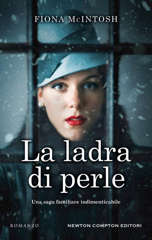 La ladra di perle - Mcintosh Fiona,Daniela Di Falco,Marta Lanfranco - ebook