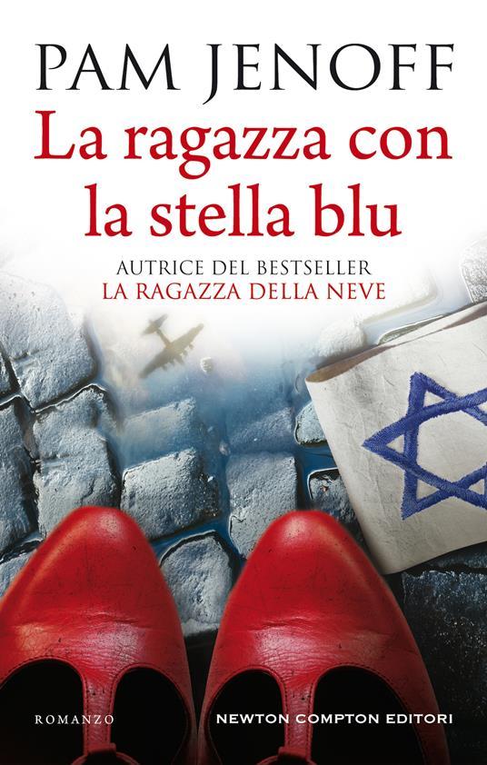 La ragazza con la stella blu - Pam Jenoff - copertina
