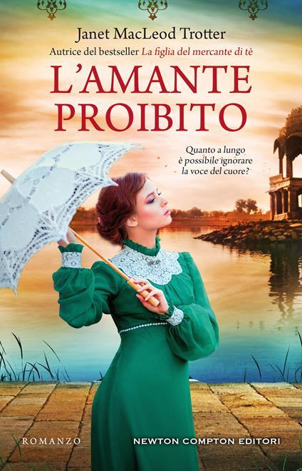L' amante proibito - Janet MacLeod Trotter - copertina