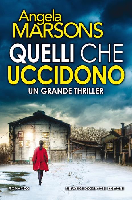 Quelli che uccidono - Angela Marsons - copertina