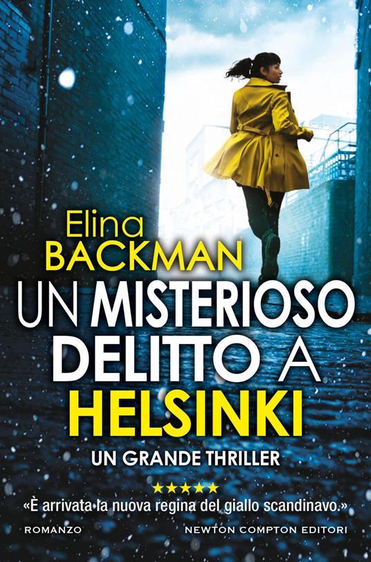 Un misterioso delittoa Helsinki - Paola Brigaglia,Elina Backman - ebook