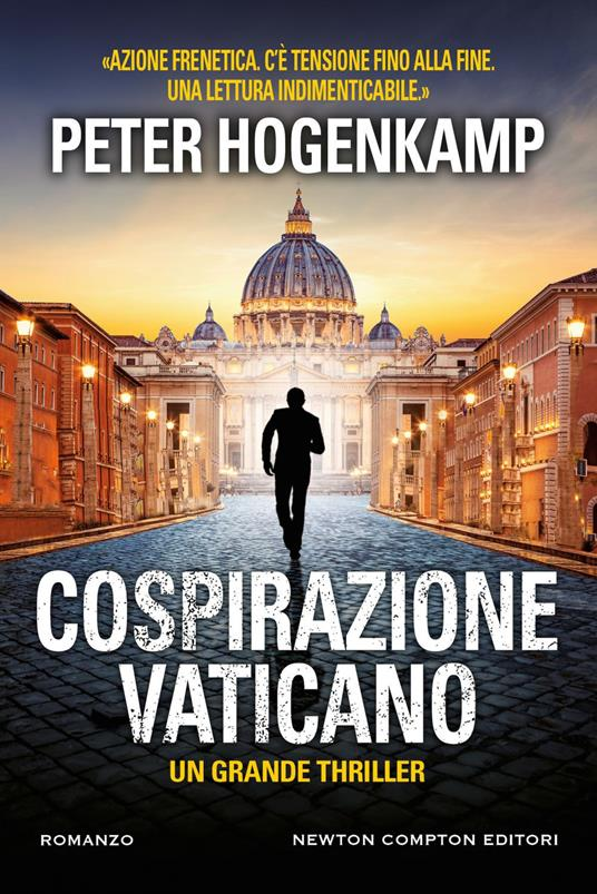 Cospirazione Vaticano - Marta Lanfranco,Peter Hogenkamp - ebook