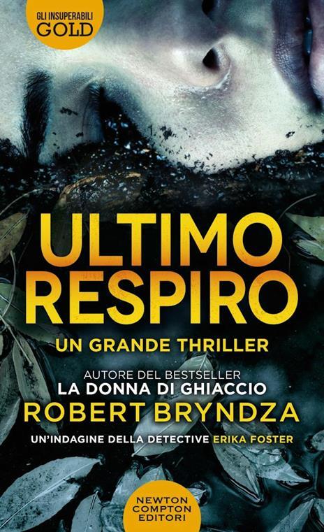 Ultimo respiro - Robert Bryndza - copertina