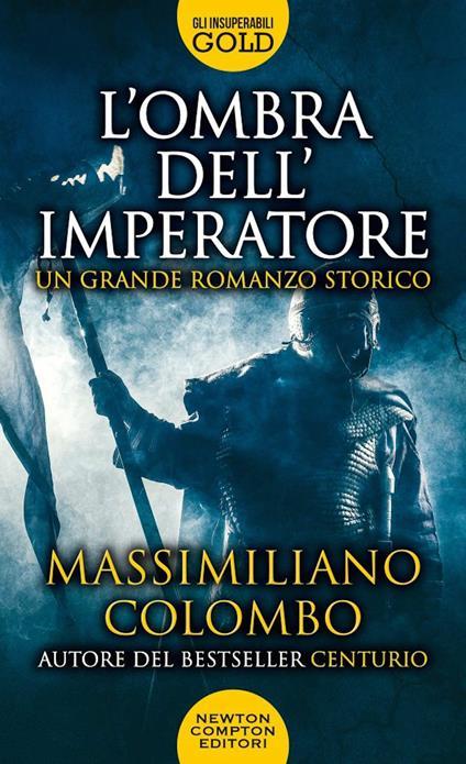 L' ombra dell'imperatore - Massimiliano Colombo - copertina