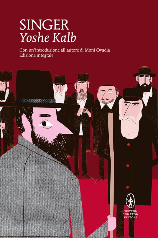 Yoshe Kalb - Israel Joshua Singer - copertina