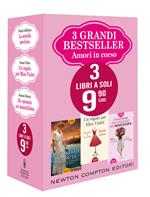 3 grandi bestseller. Amori in corso