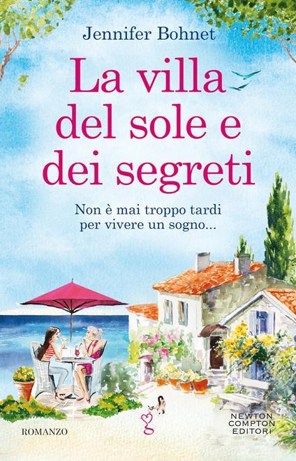La villa del sole e dei segreti - Jennifer Bohnet - copertina
