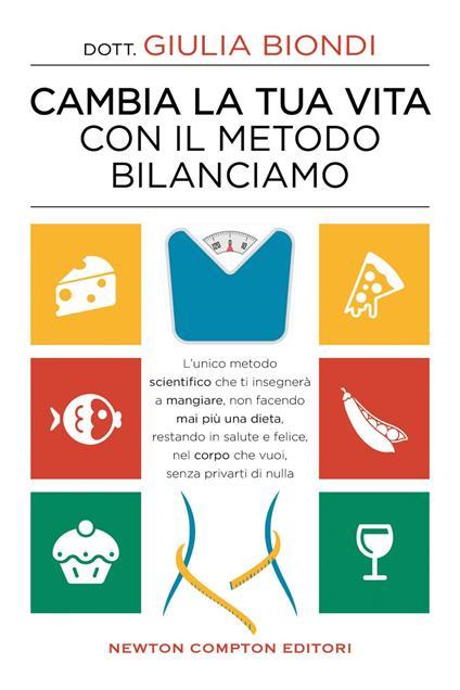 Cambia la tua vita con il metodo Bilanciamo - Giulia Biondi - ebook