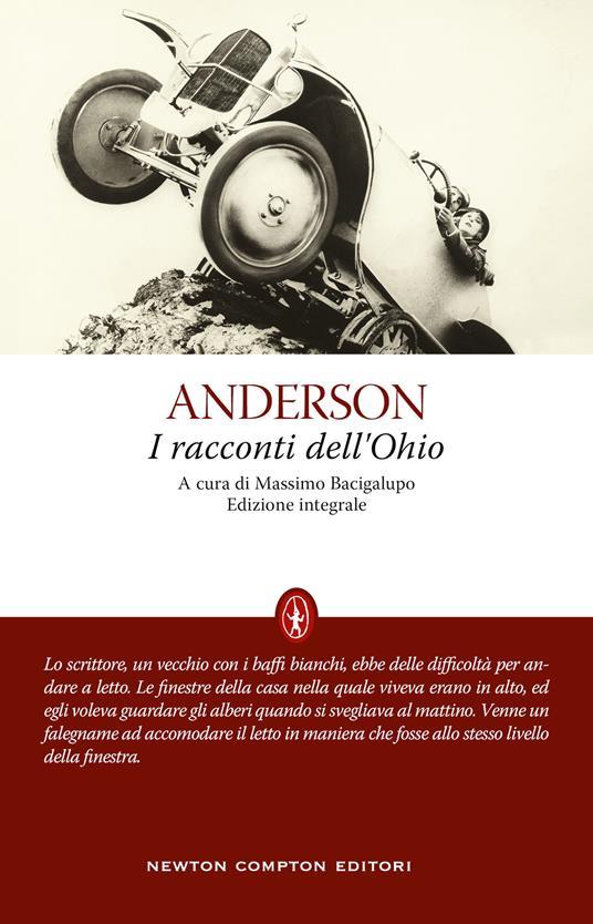 Racconti dell'Ohio. Ediz. integrale - Sherwood Anderson - copertina