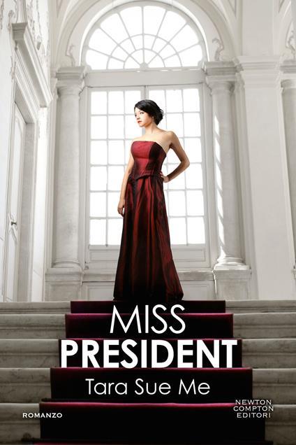 Miss President - Tara Sue Me - copertina