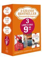 3 grandi bestseller. Emozioni da leggere: Il sarto di Parigi-La sorella perduta-L'amore secondo me