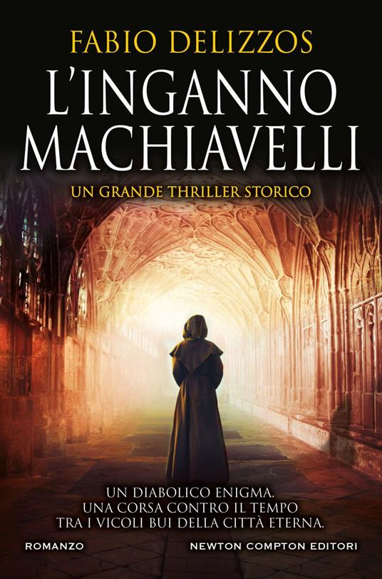 L' inganno Machiavelli - Fabio Delizzos - ebook