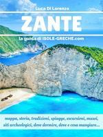 Zante. La guida di isole-greche.com