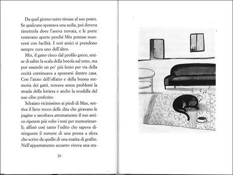 Storia di un gatto e del topo che diventò suo amico - Luis Sepúlveda - 3