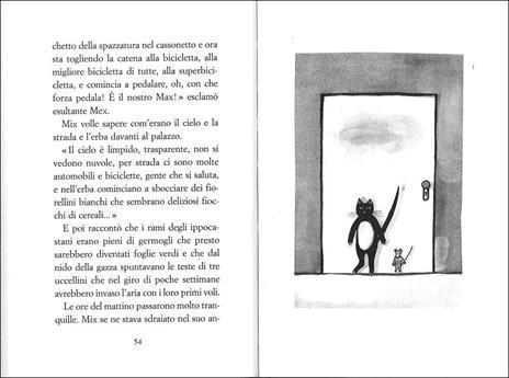 Storia di un gatto e del topo che diventò suo amico - Luis Sepúlveda - 4
