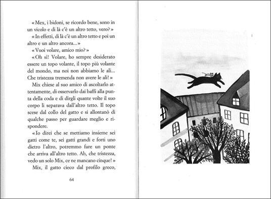 Storia di un gatto e del topo che diventò suo amico - Luis Sepúlveda - 5