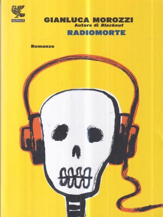 Radiomorte - Gianluca Morozzi - copertina