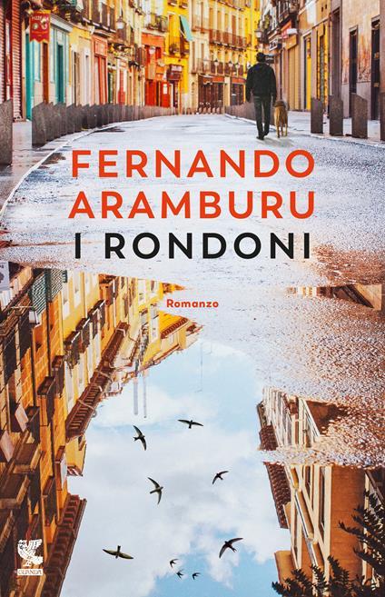 I rondoni - Fernando Aramburu - copertina