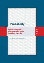 Probability. A brief introduction